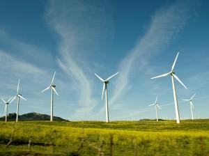 Wind power plants (c) Fotolia.com, Clarini, 43676578