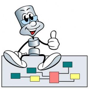 Cartoon sitting on board; (c) Fotolia.com, jokatoons, 14348631 (adapted)