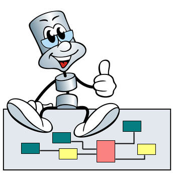 Cartoon benefit of structured system; (c) Fotolia.com, jokatoons, 14348631 (adapted)