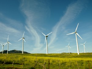 Wind power plants (c) Fotolia.com, Clarini, 43676578