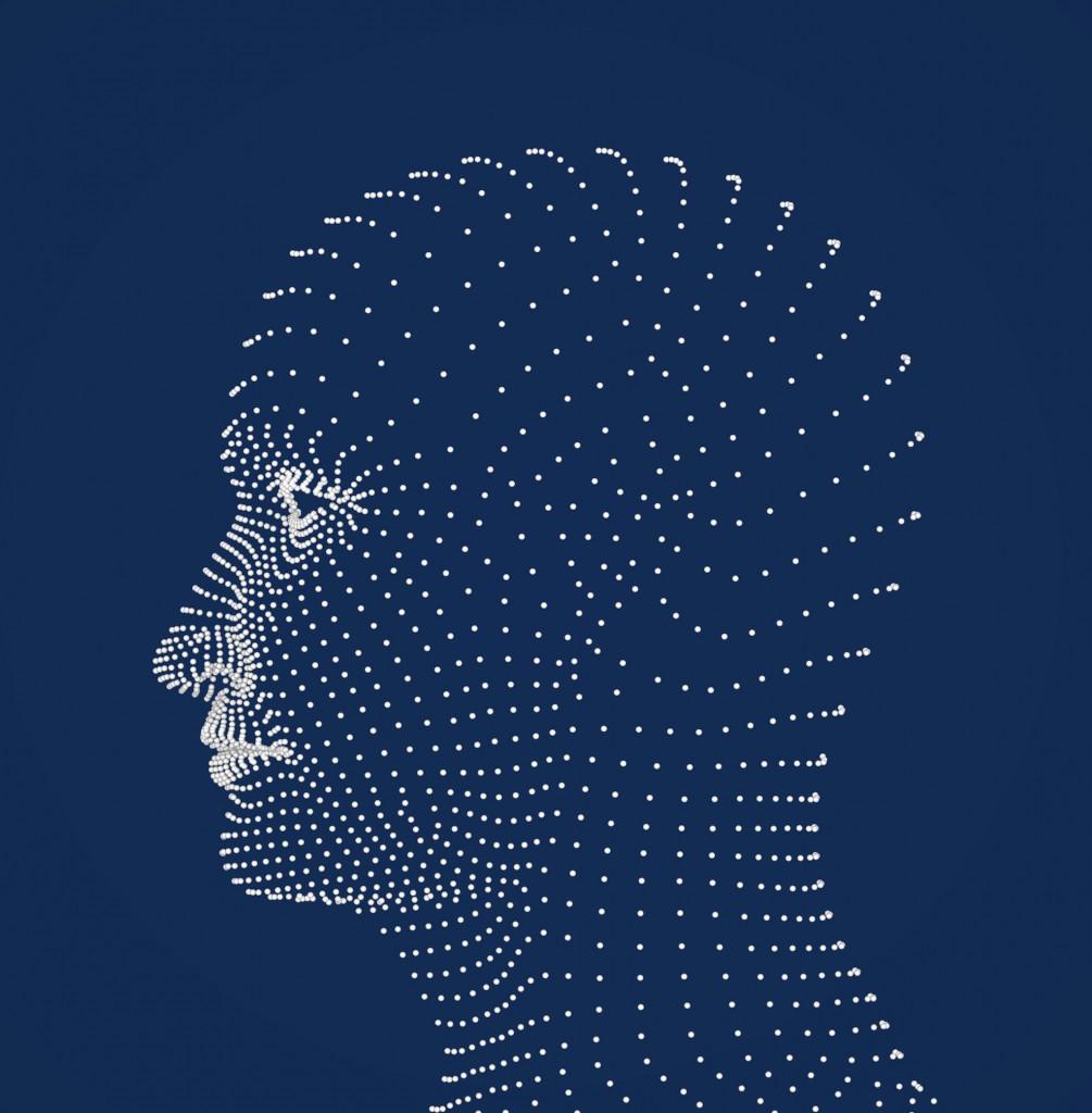 Human head dots model, (c) Fotolia.com, Alexandr Mitiuc, 44711674