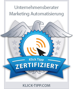 Klick-Tipp-certification badge